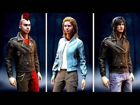 Generation Zero Character Creation - Generation Zero Game (PC/PS4/XBOX ONE)