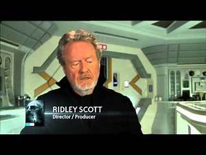 Prometheus Feature - Ridley Scott, Charlize Theron, Guy Pearce, Michael Fassbender