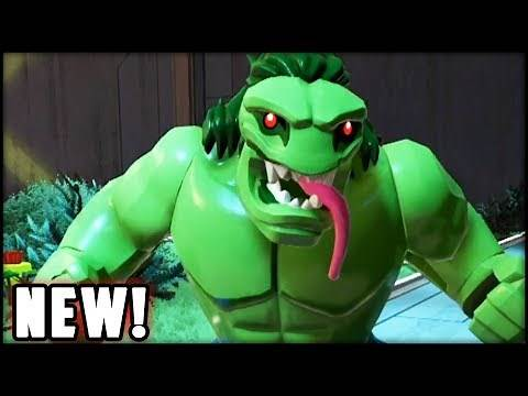NEW! LEGO Marvel Superheroes 2 - New Characters! HULK 2099, Ghost Rider & More!