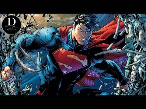 Top 10 Strongest Heroes in the DC Universe