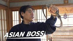 "Japan's ""Last Ninja"" Explains The Naruto Run | EVERYDAY BOSSES #9"
