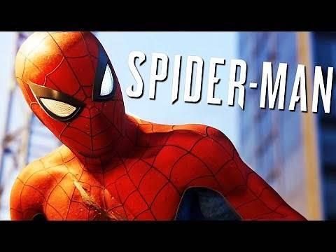 IT'S FINALLY HERE!!! | Spider-Man - Part 1