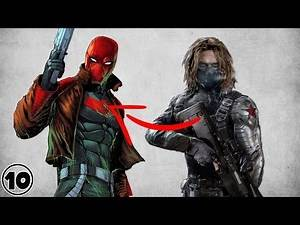 Top 10 Times DC Stole From Marvel