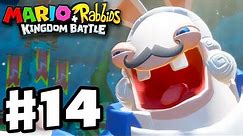 Mario Rabbids Kingdom Battle - Gameplay Walkthrough Part 14 - Phantom Boss Fight!