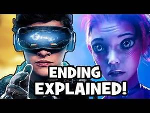 Ready Player One ENDING EXPLAINED & Ready Player Two?