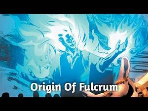 Origin Of Fulcrum [ Explained in Hindi ]