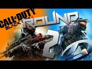 Call of Duty Black Ops 2 vs Halo 4 Rap Battle (Round 2)