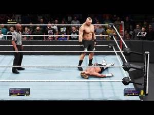 Exposing WWE 2K20 Extreme steel steps GLITCH (Video 15)