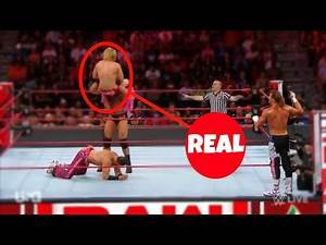 WWE REAL MOMENTS #9
