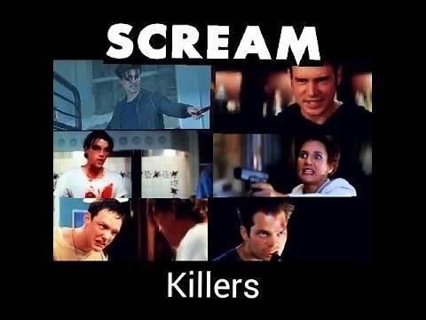 Top 9 Scream Killers Ranked