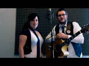 """Wee County Sessions: Andrew Huggan & Kirsten Tracey - """"Let's Duet"""""""
