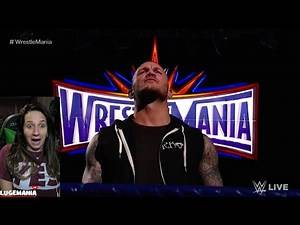WWE Smackdown 3/14/17 Bray Wyatt has Sister Abigail powers