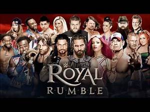 WWE Royal Rumble 2017 Theme Song Lyrics