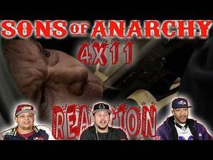 """SONS OF ANARCHY SEASON 4 EPISODE 11 REACTION """"CALL OF DUTY"""""""