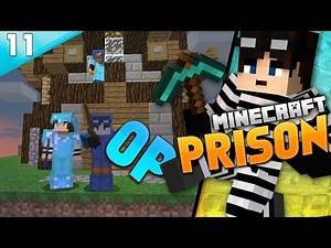 Minecraft OP Prison | Ep 11 w/ Jeruhmi | Q&A Mining Session! (OP Prison Server)