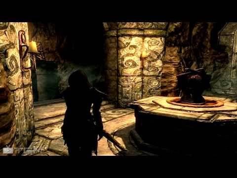 ☞ Entering Skyrim How-To: Daedric Quest Locations, Daedra Shrines and Rewards