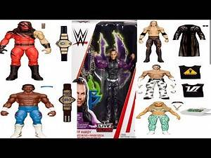 NEW IMAGES OF WWE MATTEL ACTION FIGURES COMING OUT SOON!