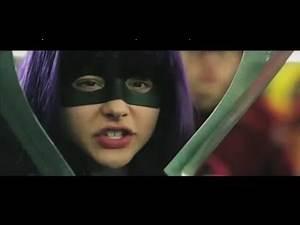 Hit-Girl - Enemy In The Shadows Movie Trailer #1 (Chloë Grace Moretz)