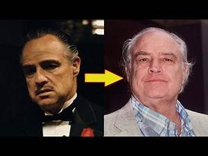 THE GODFATHER ⚡️ Then And Now 1972 vs 2019