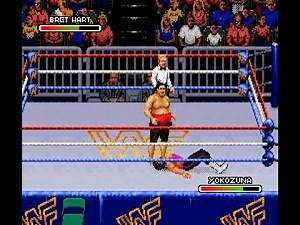 WWF Royal Rumble SNES 1993 By DavyMan