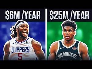 10 Most Underpaid Players In The NBA