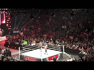After Raw Went Off the Air in Detroit...(4/23)