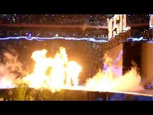 The Undertakers Wrestlemania 28 Entrance