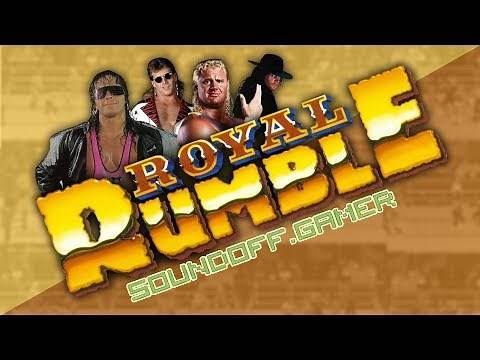 Sound Off Gamer Retro - WWF ROYAL RUMBLE FOR SUPER NINTENDO!