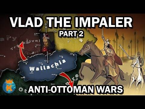 Vlad The Impaler - How did he become a legend? (Part 2/2) DOCUMENTARY