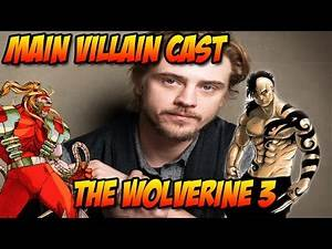 Boyd Holbrook cast as villain in the wolverine 3 !!!