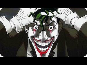 Killing Joke Movie Review