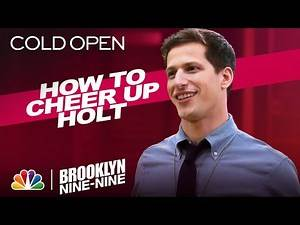 Cold Open: Jake's Plan for Holt's Depression - Brooklyn Nine-Nine