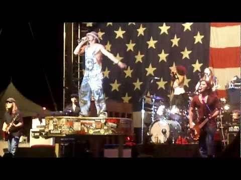 Kid Rock - Born Free (Live at Rock USA 2012)