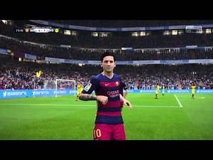 FIFA 16 MESSI NO TOUCH DRIBBLING PART 1