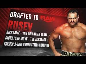 Rusev goes to Raw and more in WWE Draft Second Round: Raw, Oct. 14, 2019