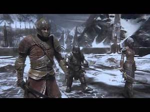 Lord of the Rings : War in the North - Fellowship trailer
