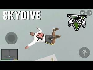 THE BEST GTA 5 ANDROID GAME EVER! CHARACTER CUSTOMIZATION, SKYDIVE AND MORE! (Download)