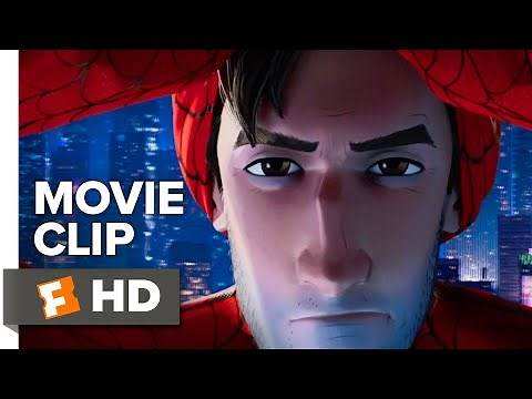 Spider-Man: Into the Spider-Verse Movie Clip - Meet Peter Parker (2018) | Movieclips Coming Soon