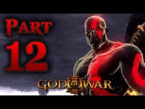 God Of War III 3 - Poseidon's Princess (Fear Kratos)