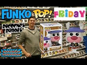 FUNKO Pop Friday Ep 28 w/ Ricochet Rabbit