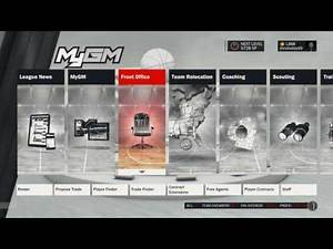NBA 2K17 MyGm Purchase Cleveland Cavaliers