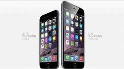 Apple iPhone 6 / iPhone 6 Plus - Official Introduction Video