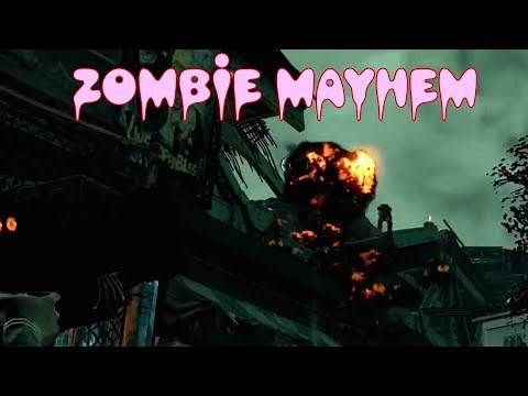 Fallout 4 ZOMBIE MAYHEM ep 24 - Xbox One with 140+ mods!