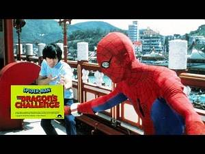 The Chinese Web clip - Rooftop Fight | The Amazing Spider-man CBS TV Series