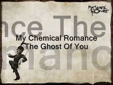My Chemical Romance-The Ghost Of You Lyrics