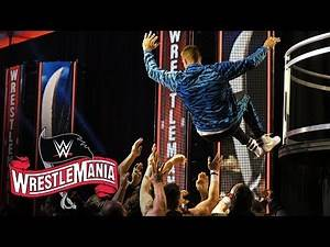 Gronk soars to 24/7 Title win: WrestleMania 36 (WWE Network Exclusive)