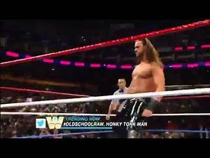 Brodus Clay & Tensai vs 3MB (WWE RAW Old School, 04/03/13)