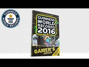 Guinness World Records 2016 Gamer's Edition Teaser Trailer