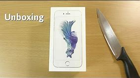 Apple iPhone 6S - Unboxing!