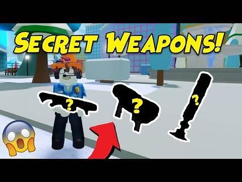 Top Secret Weapons in Mad City   5 Secrets 🤫
